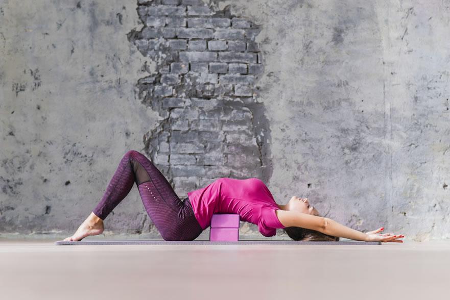 Bloco para Yoga 1