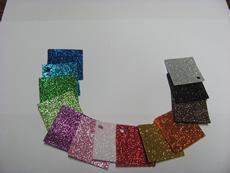 Bobina de eva com Glitter 1
