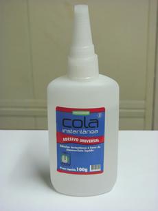 Cola instantânea Amazonas 1