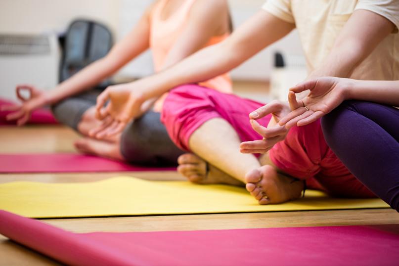 Esteira para yoga 1