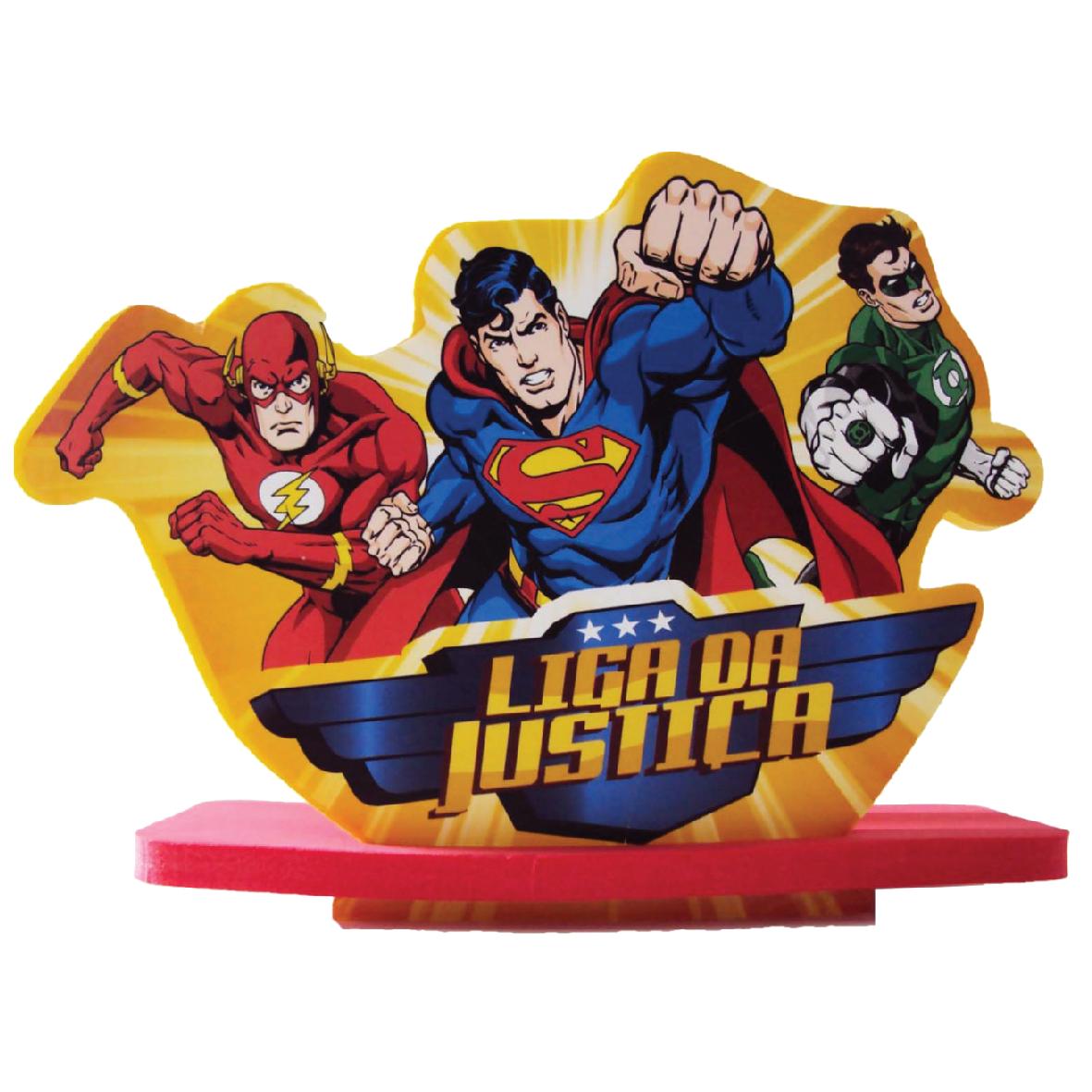 Porta Guardanapo Liga da Justiça 1