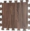 Tatame eva decorado piso de madeira 1
